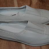 medicus Кожаные туфли 38 1/2 р., 25.5 см