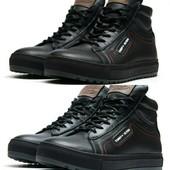 Ботинки Tommy Hilfiger, зима на меху, р. 40-45, код kv-3841
