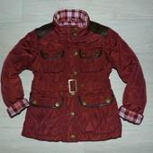 Стеганная куртка I Love Next по бирке 5-6 лет