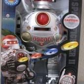 Робот с дисками 28083