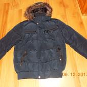 Новая зимняя куртка для мужчины, размер 48-50