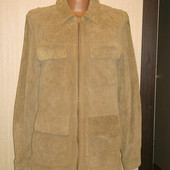 Vinci куртка замшевая, натуральная, р.S