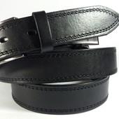 Батальный Турецкий кожаный ремень 160 см.