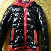 Курточка под Monkler осень-зима