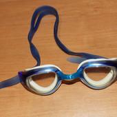 Фирменные очки для плавания для ребенка 3-10 лет