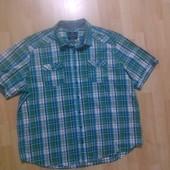 Фирменная рубашка 3XL