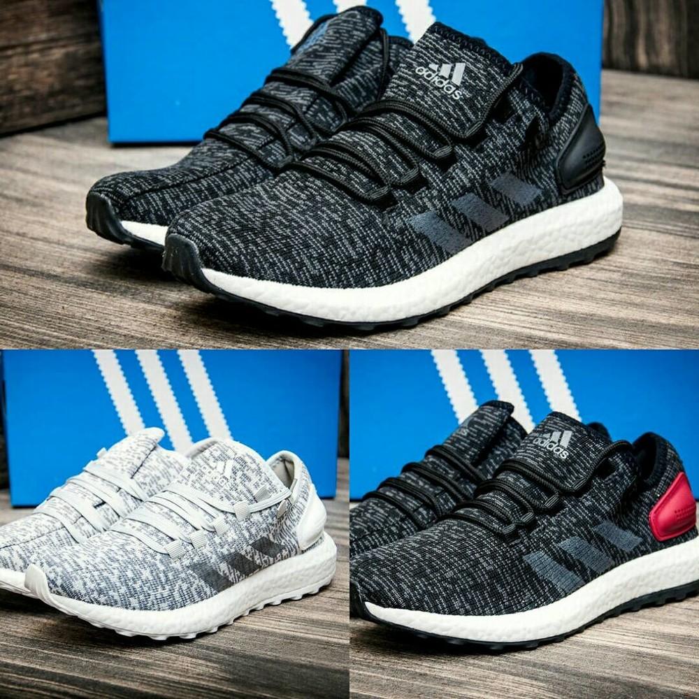 Кроссовки adidas ultra boost m, р. 41-45, код kv-4258 фото №1