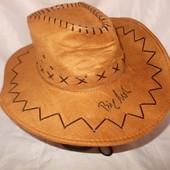 Шляпа для костюма ковбоя цена снижена