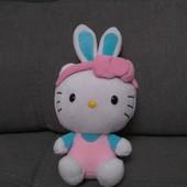 Мягкая игрушка кошка Китти Hello Kitty, отл.сост