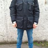 Парка (куртка, курточка) Аляска Duluth trading alaskan hardgear® ice fog parka р-р. L-xl