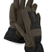мужские утепленные перчатки.тсм.германия