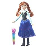Кукла Анна светящиеся кристаллы Холодное сердце disney Frozen Anna