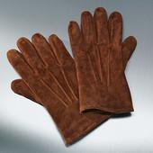 Перчатки кожаные 8.5 от Тсм Tchibo Германия