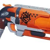 Nerf Бластер зомби страйк хаммершот zombie strike hammershot blaster A4325