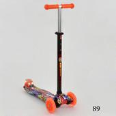 Бест Скутер 130 макси 3 - 12 лет самокат трехколесный детский Best Scooter