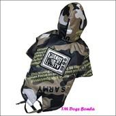 Парка для собак  Камуфляж  Dogs bomba (артикул KP-6)