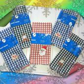 Новогодние полотенца в наборе