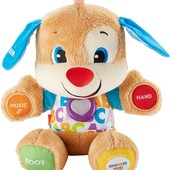 Умный щенок Fisher Price Интерактивная мягкая игрушка