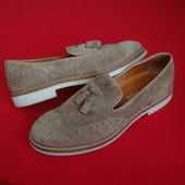 Туфли лоферы Russell and Bromley  Italy оригинал 43-44 размер