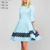 Платье клеш 2 цвета р-ры 44-48