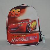 обалденный фирменный рюкзак оригинал Тачки Disney Дисней Молния Маквин