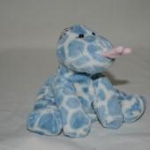 № 75 Gossip Ящерица Синеносая друг мишки тедди My blue nose friends Carte Blanche