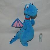 мягкая плюшевая игрушка дракоша дракон стаффи доктор плюшева Doc McStuffins Doc Doll