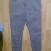 Фирменные джинсы скинни XXL