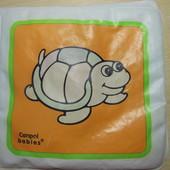 Игрушка-книжечка Canpol babies мягкая Волшебная (для купания)