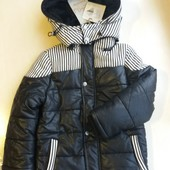 Куртка евро-зима. Фирменная, производство Гонконг