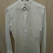 Мужская рубашка H&m размер s