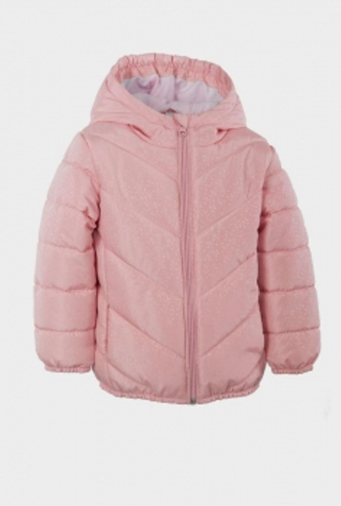 Курточка для девочки розочки тм evolution (goldy) фото №1