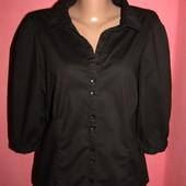 рубашка блуза р-р 16 стрейч Dorothy Perkins