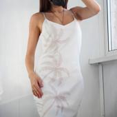 платье с заклёпками