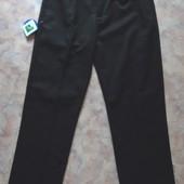 Черные подростковые брюки 42-44 новые