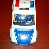 Playmobil полицеская машина