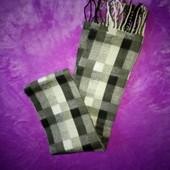 Мужской качественный шерстяной шарф Conquista