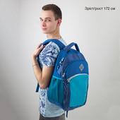 Рюкзак Kite Sport школьный городской для мальчика Кайт  5-11 кл