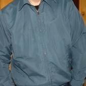 Фирменная стильная курточка бренд  Man.л-хл