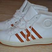 Ecco 39р  ботинки кожаные демисезонные.Оригинал.