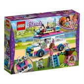 Lego Friends Передвижная научная лаборатория Оливии 41333