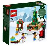 Lego Iconic Новогодняя городская площадь 40263