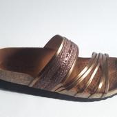 шлепки пантолеты Lauf Bequem ортопедическая обувь в 40