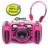 VTech Детский фотоаппарат с mp3 плеером kidizoom duo 5.0 deluxe MP3 player pink