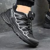 Кроссовки мужские Salomon X Ultra black/white