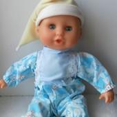 Голубоглазая кукла пупс Sally Ann