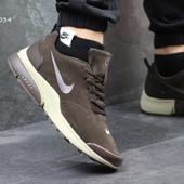 Замшеві  кросівки для чоловіків