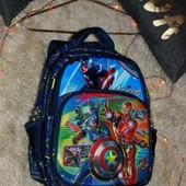 """рюкзак в школу """"Железный человек, трансформер """""""