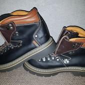 Ботинки утеплённые Comfort, р.38-39, стелька 25-25,5 см.