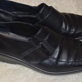 Кожаные туфли Hotter 5 1/2 р., 25 см